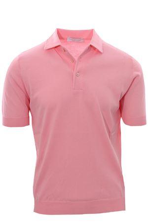 Cotton polo shirt FILIPPO DE LAURENTIS | -161048383 | PL11MCPARCR14R400
