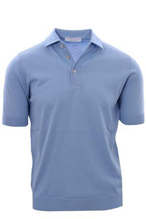 Cotton polo shirt FILIPPO DE LAURENTIS | -161048383 | PL11MCPARCR14R810
