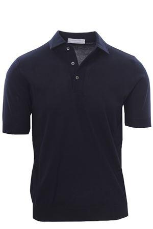 Cotton polo shirt FILIPPO DE LAURENTIS | -161048383 | PL11MCPARCR14R890