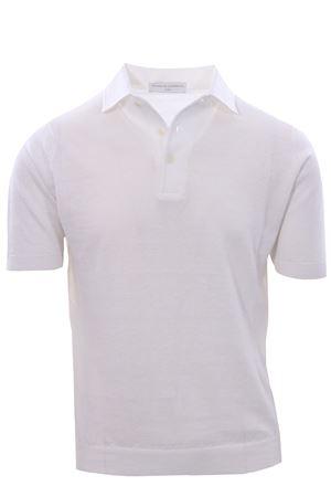 Linen and cotton polo FILIPPO DE LAURENTIS | -161048383 | PL11MCPARLC14R001