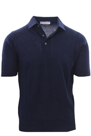 Linen and cotton polo FILIPPO DE LAURENTIS | -161048383 | PL11MCPARLC14R890