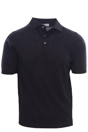Linen and cotton polo FILIPPO DE LAURENTIS | -161048383 | PL11MCPARLC14R990
