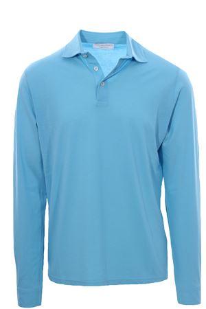 Polo in jersey crepe di cotone FILIPPO DE LAURENTIS | 2 | PLMLBASJCREPE810