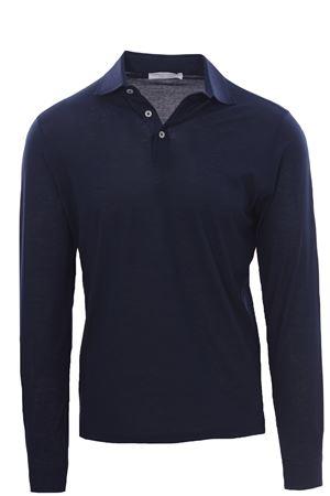 Polo in jersey crepe di cotone FILIPPO DE LAURENTIS | 2 | PLMLBASJCREPE880