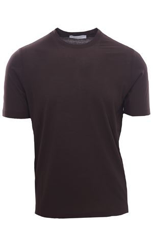 T-shirt in jersey crepe di cotone FILIPPO DE LAURENTIS | 8 | TSMCJCREPE290