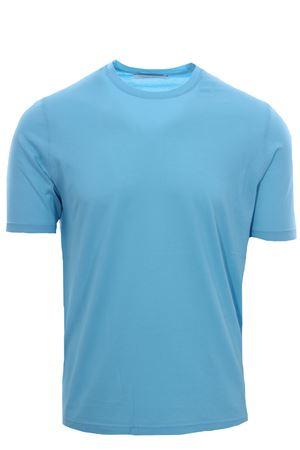 T-shirt in jersey crepe di cotone FILIPPO DE LAURENTIS | 8 | TSMCJCREPE810