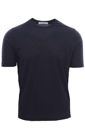 T-shirt in jersey crepe di cotone FILIPPO DE LAURENTIS | 8 | TSMCJCREPE890