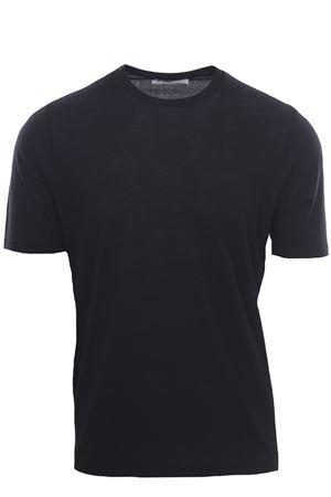 T-shirt in jersey crepe di cotone FILIPPO DE LAURENTIS | 8 | TSMCJCREPE990