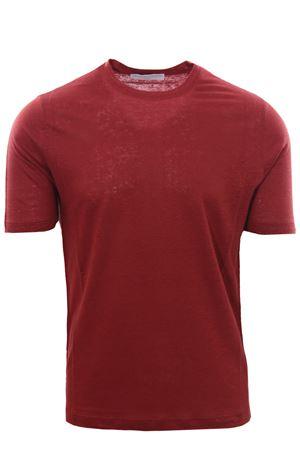 Linen t-shirt FILIPPO DE LAURENTIS | 8 | TSMCJERLIN260
