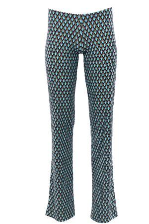 Pantalone in jersey FISICO   5032272   CN16EGTURCHESE