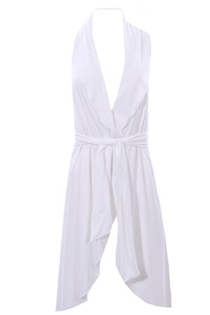 Sarong with belt FISICO | 54 | FP28M0WHITE