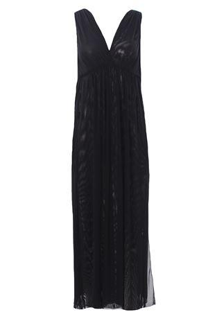 Long tulle dress FISICO | 5032276 | FV66L0BLACK