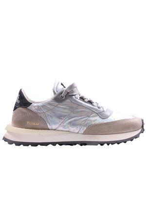 Sneakers tenkey silver HIDNANDER | 20000049 | HC1WS400430103