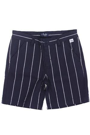 Shorts rigato IL GUFO | 30 | P21PB069C1067495