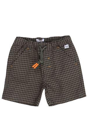 Shorts a quadretti IL GUFO | 30 | P21PB144C3123593