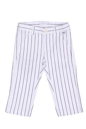 Pantalone rigato IL GUFO | 5032272 | P21PL083C1067010