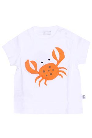 T-shirt in cotone granchio IL GUFO | 8 | P21TS294M00140128