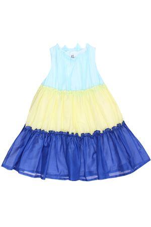 Dress with ruffles IL GUFO | 5032276 | P21VA242C00034521