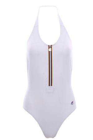 Costume intero sylvie beach con zip K-WAY | 5032277 | K004W80001