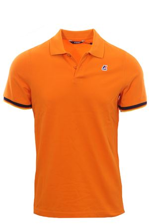 Polo vincent contrast K-WAY | 2 | K008J50U026
