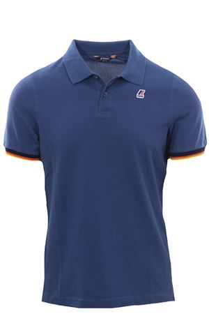 Polo vincent contrast K-WAY | 2 | K008J50U379