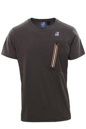 T-shirt le vrai isaie K-WAY | 8 | K00BEU0U890
