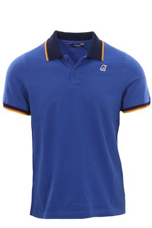 Polo vincent total contrast K-WAY | 2 | K111NXWU741