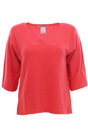 Cotton v-neck LA FILERIA | -161048383 | 5425514055232