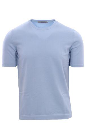 Maglia t-shirt in cotone LA FILERIA | 8 | 5813818120574
