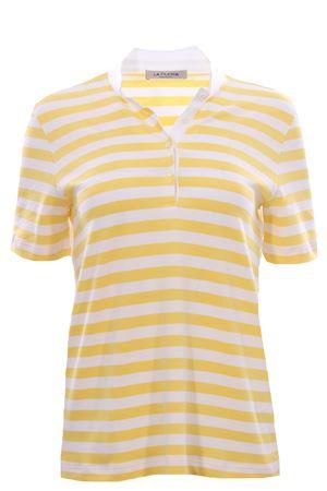Striped polo LA FILERIA | 2 | 6022582626802
