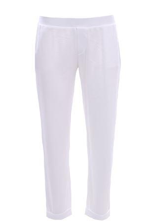 Pantalone in cotone con risvolto LA FILERIA | 5032272 | 7620083307001