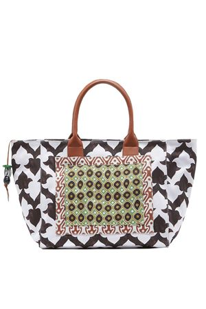 Shopping bag ceres diamond