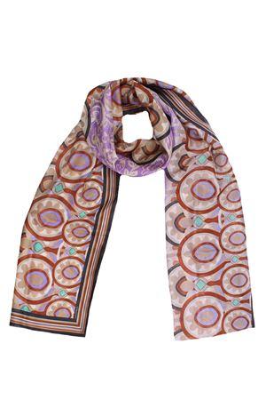 Silk scarf MALIPARMI | 5032273 | IB024130099A5108