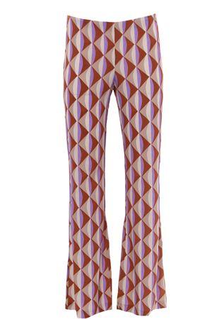 Pantaloni jersey symmetria MALIPARMI | 5032272 | JH400970496B1106