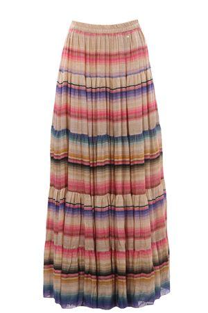 Long skirt with flounces MESDEMOISELLES | 5032307 | 21SCARMENMULTICO
