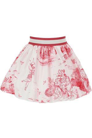 Cotton skirt bambi MONNALISA | 5032307 | 11770576279996