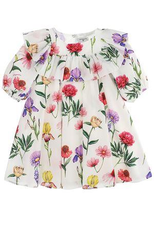 Dress with ruffles MONNALISA | 5032276 | 11790676030001