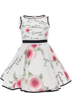Sleeveless dress MONNALISA | 5032276 | 11791676589995