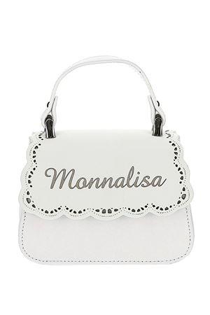 Leather bag MONNALISA | 5032281 | 17700270570001