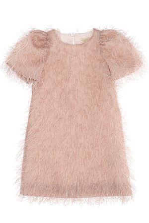 Dress with fringes MONNALISA | 5032276 | 71791171160092
