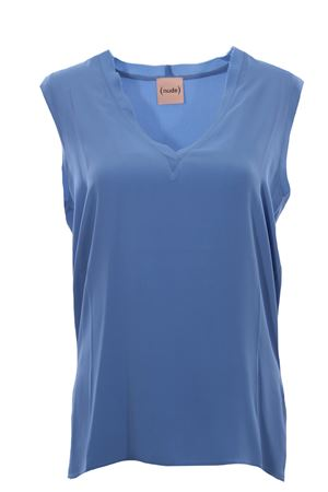 V-neck tunic