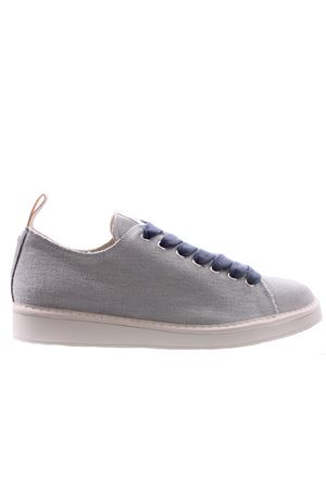 Low cut canvas and suede PANCHIC | 20000049 | P01M14001CS8C90016