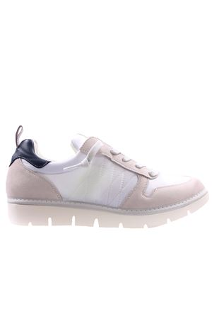 Low cut nylon and suede PANCHIC | 20000049 | P05M18021TS2C00071