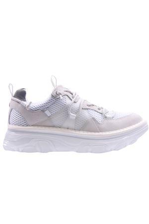 Sneakers low cut lace open mesh suede PANCHIC   20000049   P21W18023TS1C00005