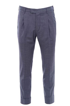Houndstooth wool pants PT | 5032272 | AFFKZ00CUBMA850730