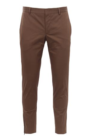 Pants with zip on the bottom PT | 5032272 | ASEPZ10KLTMP450085