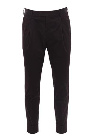 Stretch cotton fliker pants PT | 5032272 | ASFKZ00CL1MP270180
