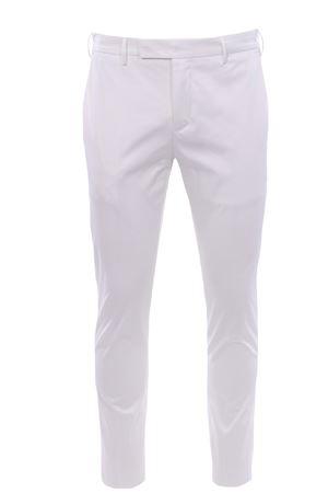 Stretch cotton edge pants PT | 5032272 | ASX0Z00FWDMP270010