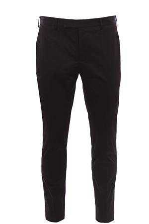 Stretch cotton edge pants PT | 5032272 | ASX0Z00FWDMP270180