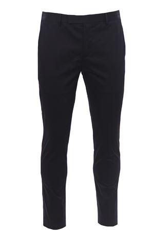 Stretch cotton edge pants PT | 5032272 | ASX0Z00FWDMP270360